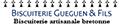 Biscuiterie Gueguen